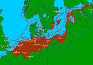 Hanseatic League Cities