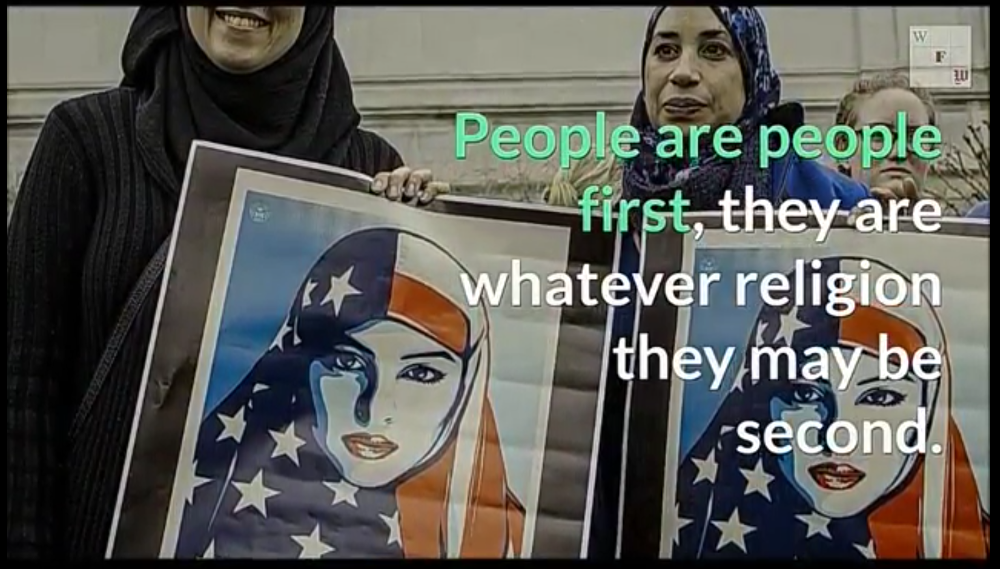People Are People First