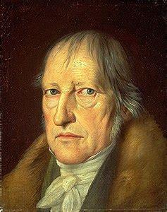 Georg Wilhelm Freidrich Hegel