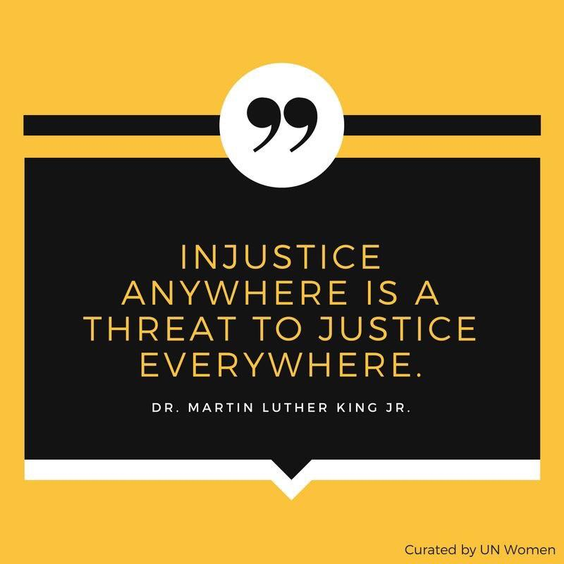 Injustice Anywhere