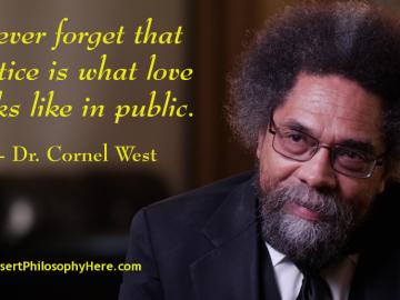Cornel West on Justice